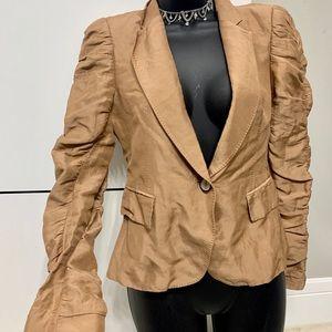 Zara Women's Beige Blazer